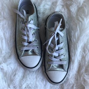 Converse glitter ✨ Chuck Taylor Low Top Sneaker
